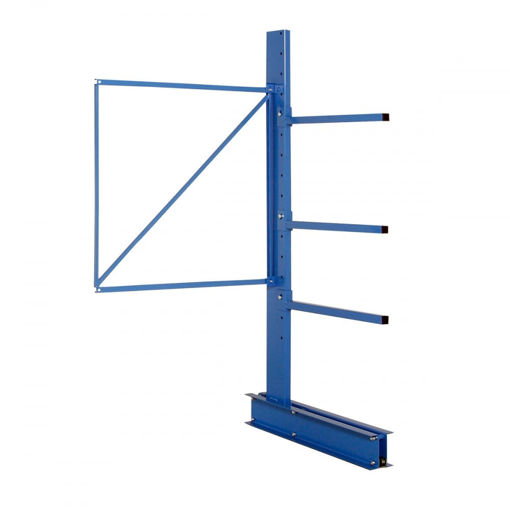 Picture of Light Duty Cantilever Racking Single Sided Extension Bays