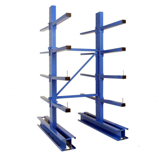 Picture of Medium Duty Cantilever Racking Double Sided Starter Bays