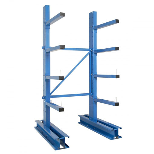 Picture of Medium Duty Cantilever Racking Single Sided Starter Bays