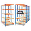 Picture of Super Saver - 5X Bays 340Kg Speedy 2 Shelving