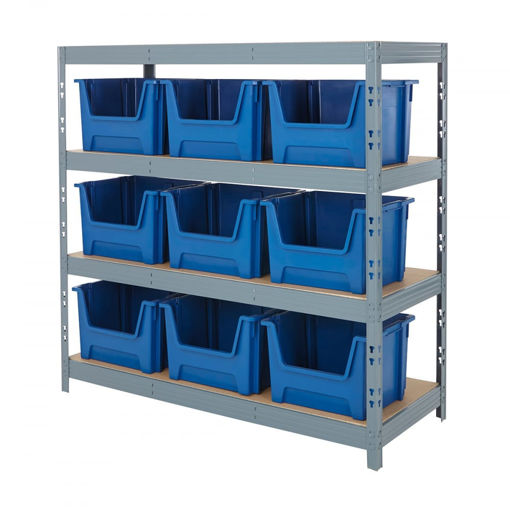 Picture of Clearance - Shelving Combo Bin Kits