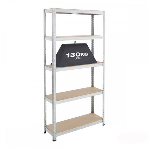 Picture of 6X Basic Garage Shelving Bundle