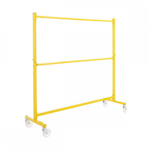 Picture of Heavy Duty Gament Rail, Yellow, 350Kg Capacity
