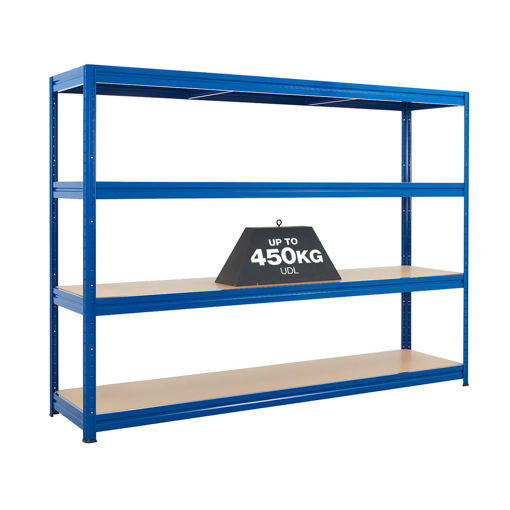 Picture of Heavy Duty Racking